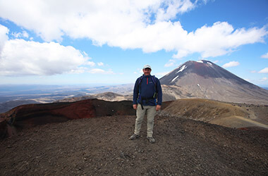 Tongariro alpine crossing (New Zealand)